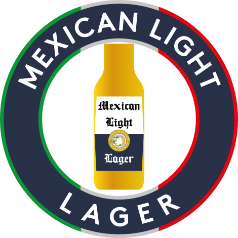 KIT MEXICAN LIGHT LAGER 20...