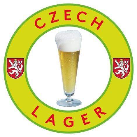 KIT CZECH LAGER (LAGER...