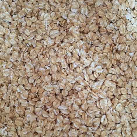FLAKED WHEAT BRIESS